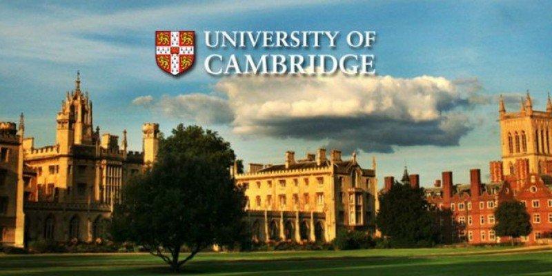 Trường Đại học Cambridge - một trong những trường đại học danh giá nhất thế giới
